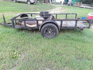 5x10 tilt trailer for Sale in Newburgh, IN