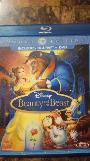 Disney's Beauty and the Beast for Sale in Modesto, CA