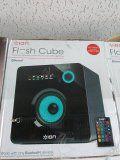 Speaker Bluetooth flash cube for Sale in Hialeah, FL