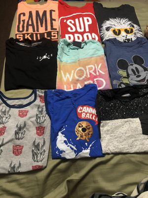 Boy clothes bundle 8/10 for Sale in Long Beach, CA
