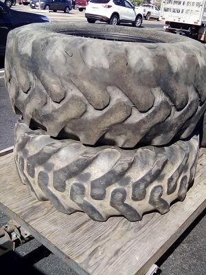 Heavy tractor tire . CrossFit gym for Sale in Lemon Grove, CA