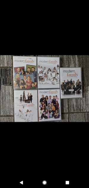 Modern Family DVDs for Sale in Denver, CO