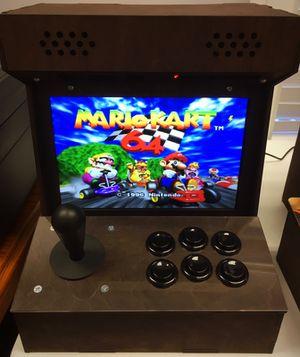 1000+ Game Mini Arcade - Bartop RetroGame Arcade Videogame Station NES SNES N64 Sega Genesis Nintendo for Sale in Alpharetta, GA