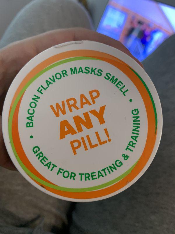 Dog/Cat Pill Wrap