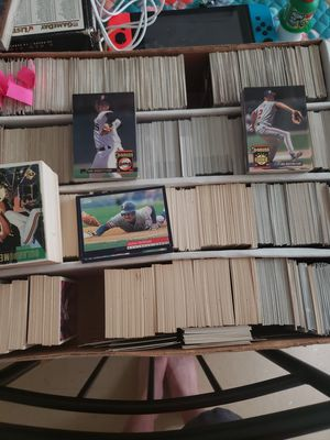 Collection of baseball cards for Sale in Fairview, TN