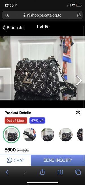 Lv handbag for Sale in Garfield, NJ