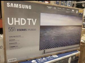 "TV 55"" SAMSUNG SMART 4K NEW for Sale in Hoffman Estates, IL"