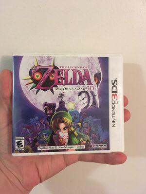 Zelda Majora's Mask Nintendo 3ds system game COMPLETE 3D for Sale in Atlanta, GA