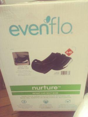 Evenflo car seat base for Sale in Parkersburg, WV
