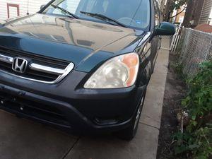 2002 Honda crv 190 miles for Sale in Chicago, IL