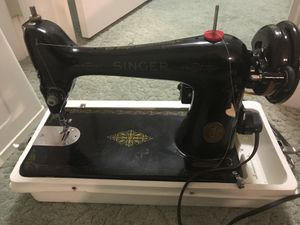 Singer 66 series sewing machine for Sale in Durham, NC