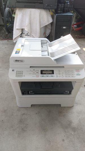 Brother MFC printer brother mfc-7360n for Sale in Carlsbad, CA