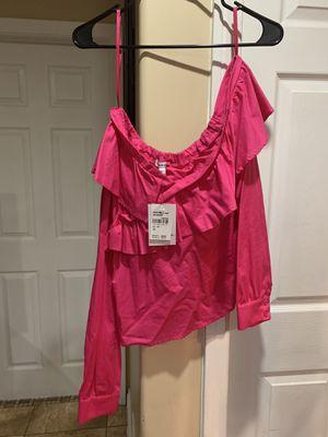 Nordstrom rack fuchsia blouse for Sale in La Puente, CA