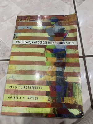 Race, class, and gender in the United States 9th edition for Sale in City of Industry, CA