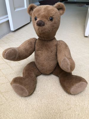 Stuffed Teddy Bear for Sale in Alexandria, VA
