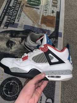 Jordan 4 What The for Sale in Tracy,  CA