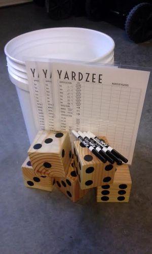 Yard yahtzee for Sale in Fort Hunt, VA