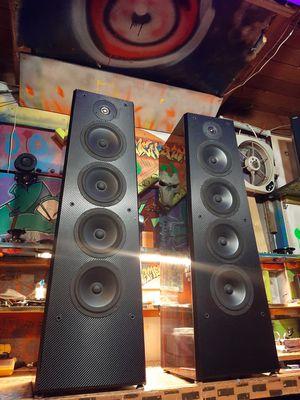 Polk Audio LS90 flag ship Tower Speakers for Sale in Auburn, WA
