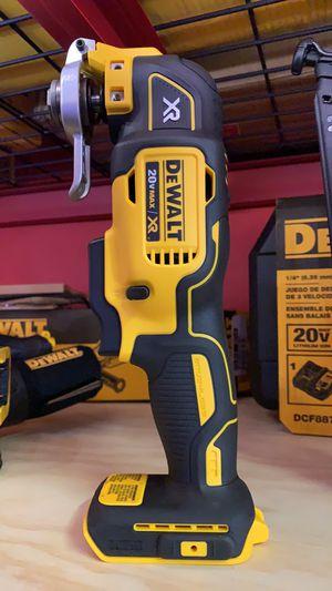 DEWALT 20v XR CORDLESS MULTI TOOL TOOL ONLY for Sale in Turlock, CA