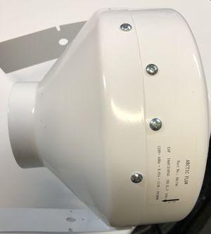 Artic flow 4in Inline duct fan for Sale in Calabasas, CA