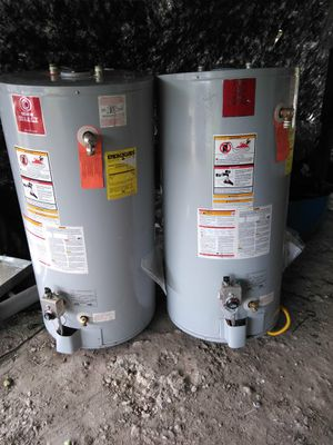 Gas water heater's for Sale in Houston, TX