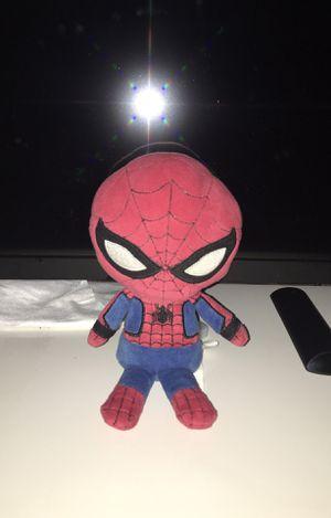 spider man funko plushie for Sale in Dallas, TX