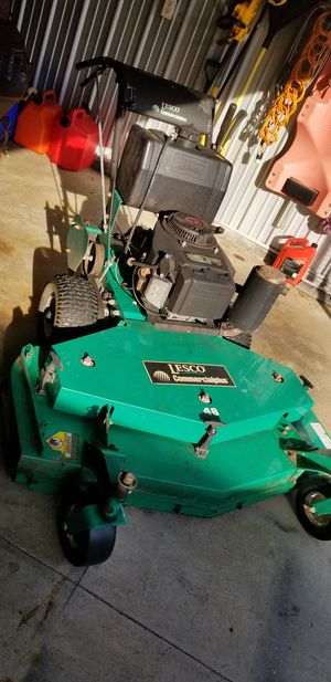 """48"""" Lesco Walk Behind Mower for Sale in Twinsburg, OH"""