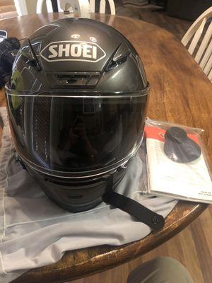 Shoei rf1200 size med for Sale in Braselton, GA