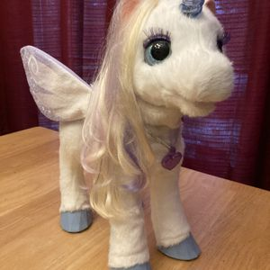 FurReal Friends Unicorn StarLily With No accessories for Sale in Reed, KY