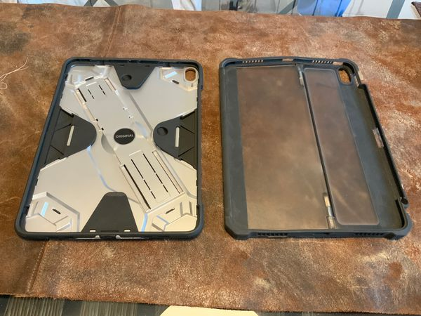 "Two IPad Pro 11"" covers"