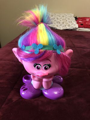 Trolls in good condition like New for $10 for Sale in Sicklerville, NJ