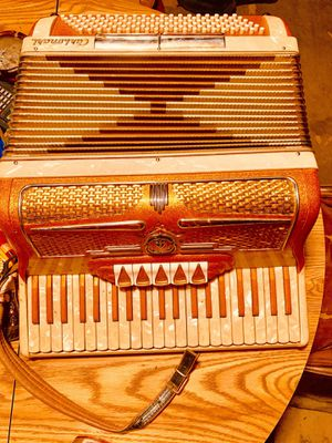 Antique accordion for Sale in Geneseo, IL
