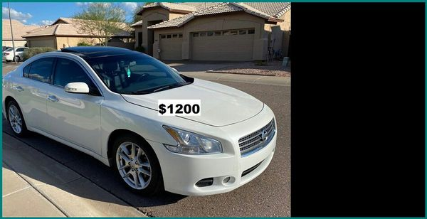 only$1200 Nissan Maxima