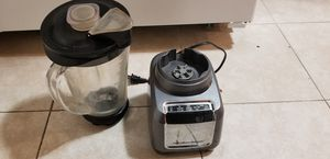 Blender with heavyduty glass jar for Sale in Sunnyvale, CA