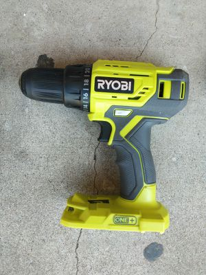 DRILL RYOBI BATTERY NOT INCLUDED for Sale in Phoenix, AZ