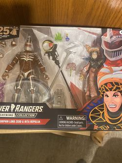Power Rangers Lightning Collection for Sale in Lake Villa,  IL