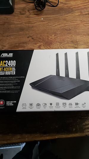 Asus AC2400 router for Sale in Rocklin, CA