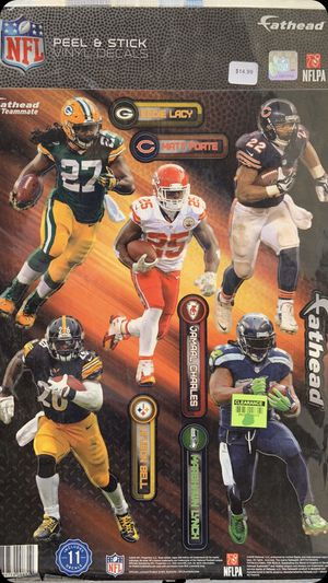 Fathead nfl stickers for Sale in Norwalk, CA