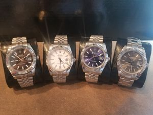 Datejust 41/36 Style Watches on Oyster or Jubilee Bracelets for Sale in Boston, MA