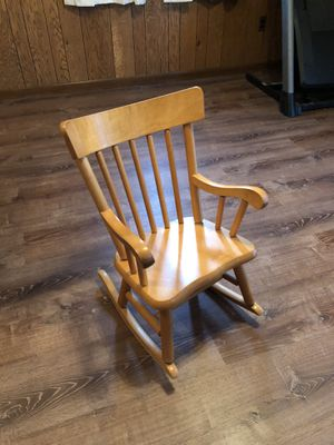 Kids Rocking Chair for Sale in Olney, MD