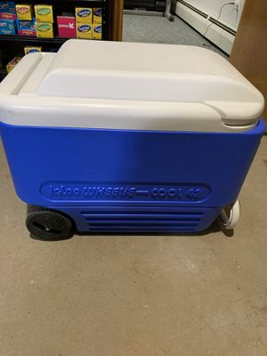 Igloo cooler for Sale in North Haven, CT