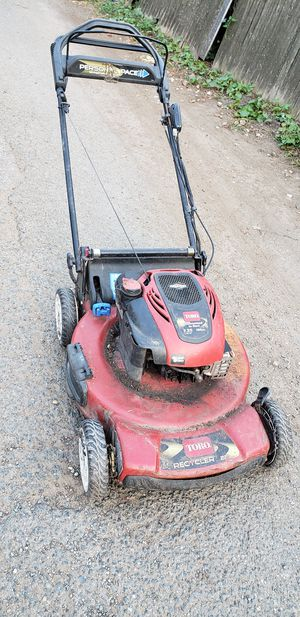 Toro 190cc Personal Pace Lawn Mower for Sale in Washington, DC