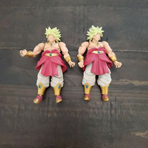 Dragonball Z Neo Shodo Broly Figures. for Sale in National City, CA