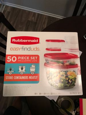 Rubbermaid Storage Containers for Sale in Riverside, CA