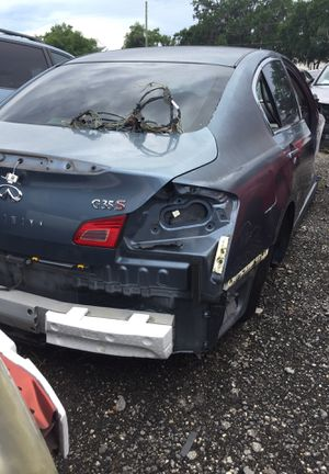 Infiniti G35. Parts Only for Sale in Orlando, FL