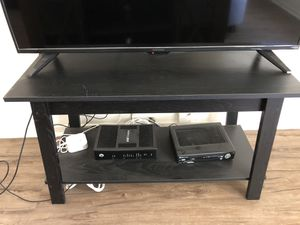 Black Wood TV Stand for Sale in San Diego, CA