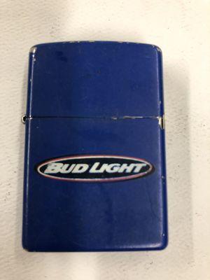 2000 Bud Light Zippo Lighter for Sale in Garland, TX