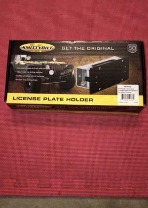Smittybilt Jeep license plate holder for Sale in Austin, TX
