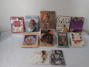 I WOULD LIKE TO DONATE THESE CAT BOOKS TO A CHILD IN NEED for Sale in Rancho Cucamonga, CA