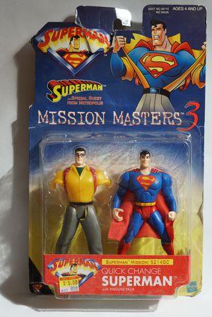 Dual Superman action Figure for Sale in Tempe, AZ